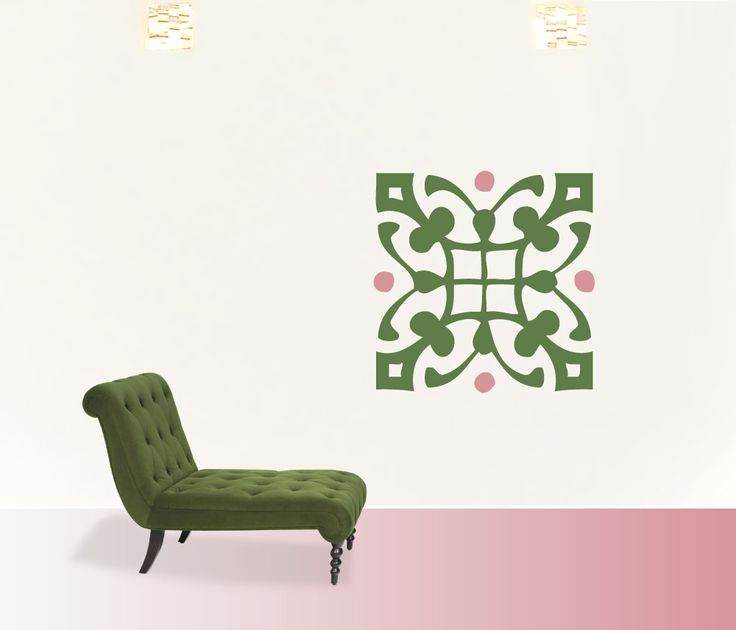 mandala #decoraconvinil #vinilosdecorativos #decoracion #decoratupared #zen #mandala