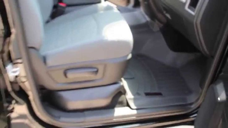 Latest Dodge RAM – WeatherTech  Floor Mat Review 2014 Ram 1500 Crew Cab – 70591 Welsh LA July 2017.   This is a quick video of the WeatherTech Digital Fit floor mats for a 2014 Ram 1500 Crew Cab. Good mats and the fit was really nice. It's a thinner harder plastic than I...