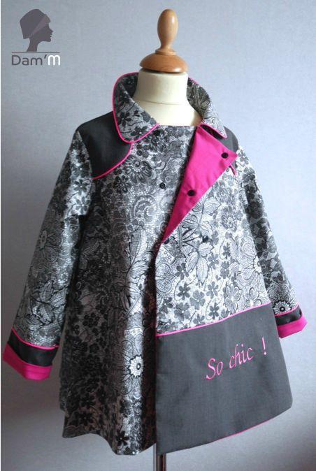 un manteau vraiment sublime