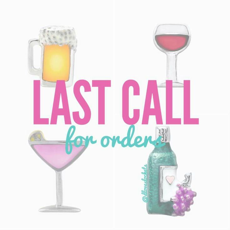 Last call for orders. SparkleWithJennifer.OrigamiOwl.com