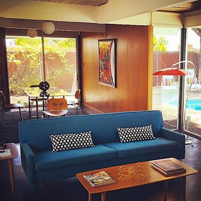 Eichlers Homes are beautiful outside...as inside. Click on the image to discover some beautiful ones.