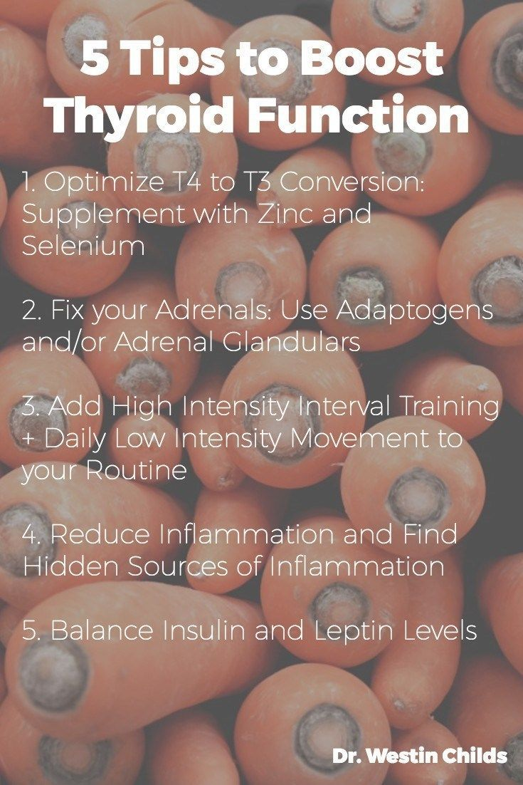 How Levothyroxine can actually SLOW Down Metabolism and What to do About it