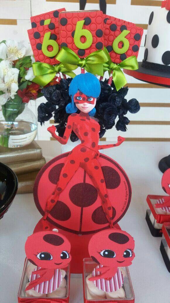 Festa da Miraculos  Ladybug