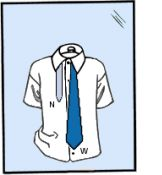 how to tie a tie (I love this site when I need to help the hubby)