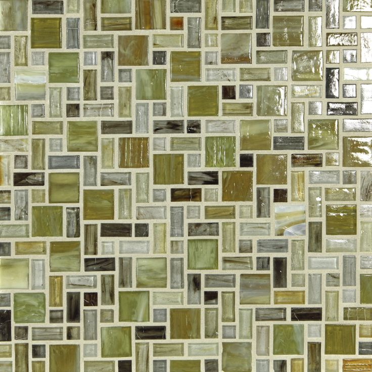 Gendai Mosaic Color Hadid Natural