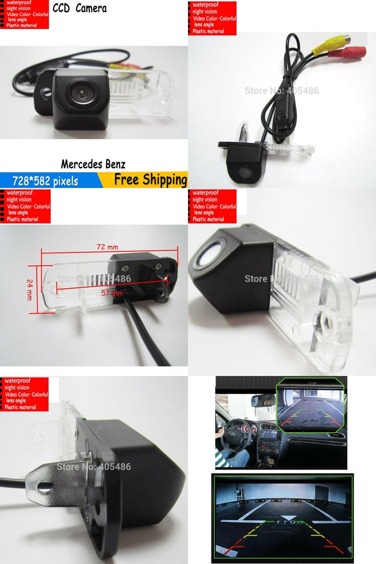 Tuning wald international mercedes benz e class estate w211 -  Visit To Buy Hd Ccd Color Car Rearview Backup Reverse Camera For Mercedes Benz