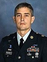 Honoring Army Master George A. Fernandez