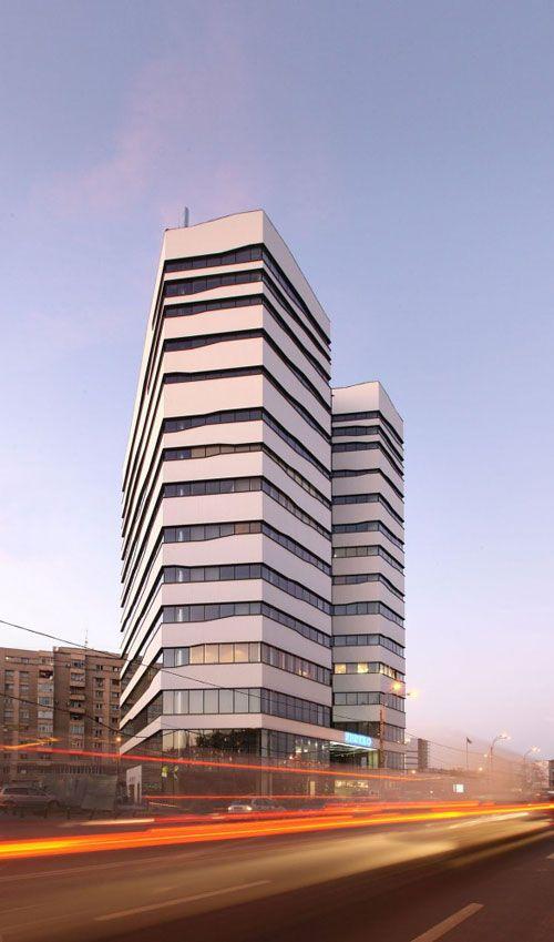 Olympia Tower in Bucharest, Romania – PZP Arhitectura
