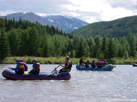 I seriously want to go to Grand Cache and water raft, absolutely fabulous:)