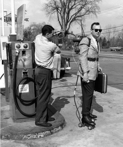 Motorove brusle, Connecticut, 1961