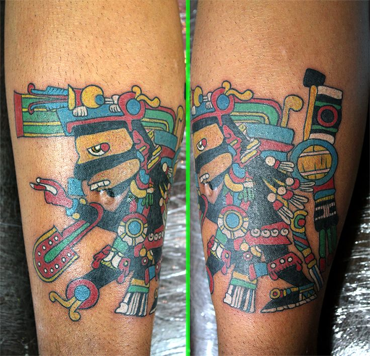 Tezcatlipoca modif pinterest for David mccall tattoo