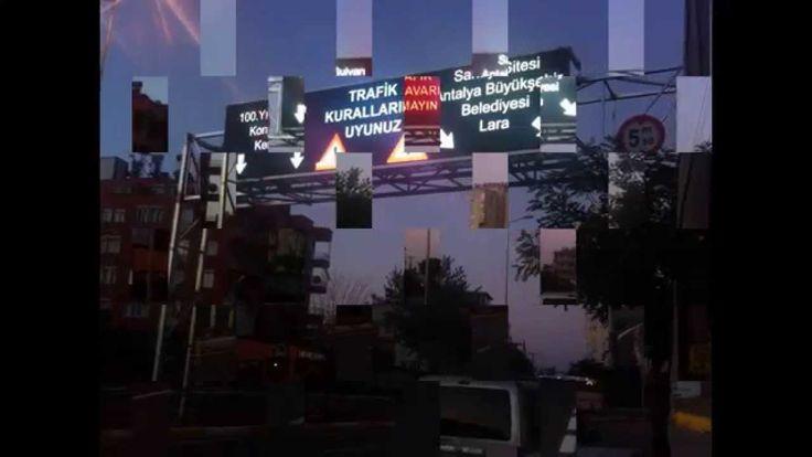 Antalya belediyesi led ekran ihalesi freeled 0 212 424 50 60