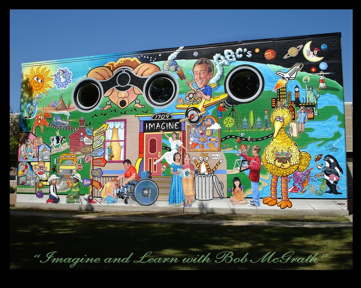 36 Best Cafeteria Wall Murals Images On Pinterest Murals