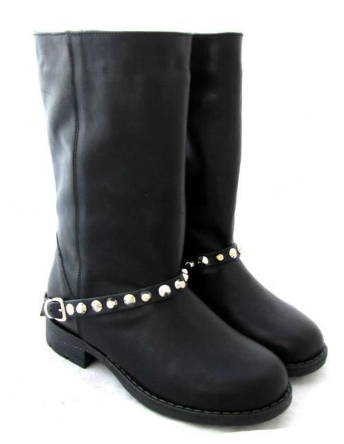 Leather KALI #Boots