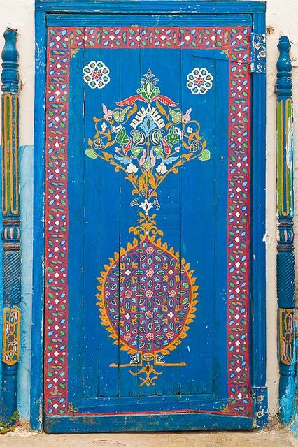 Oudaia Kasbah, Rabat, Maroc