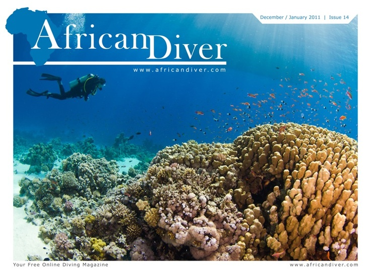 Issue 14: Download for free. http://africandiver.com/index.php/magazine/download-issues