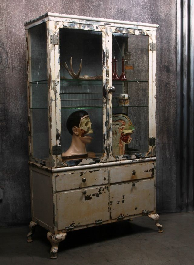 39 best oddities curiosities images on pinterest for Cabinet de curiosite meuble
