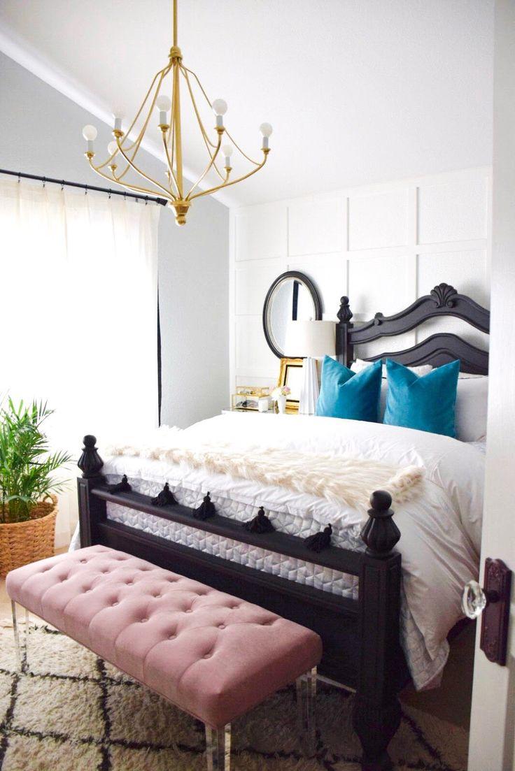 Best 25 Dark Wood Bed Ideas On Pinterest Dark Wood