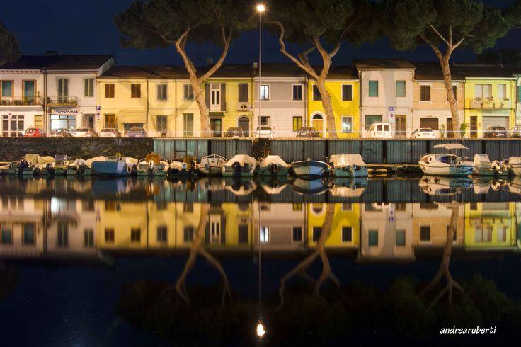 Viareggio, Italy Darsena Lucca