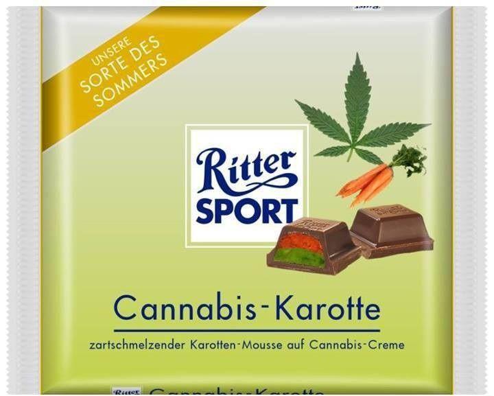 Cannabis - Karotte