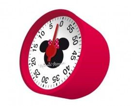 Minnie Mouse Magnetic Kitchen Timer