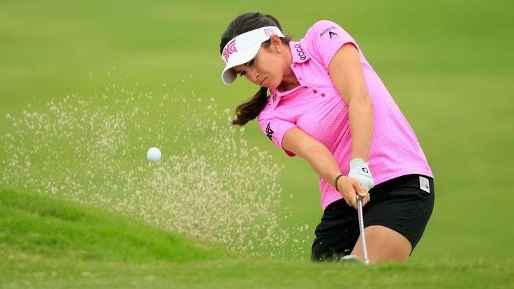 Gerina Piller Takes Lead in Suspended LPGA Texas Shootout
