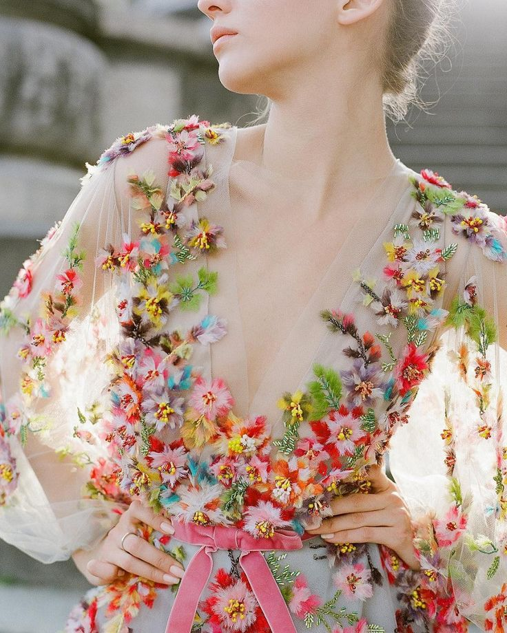 30 color wedding dresses that are positively perfect for