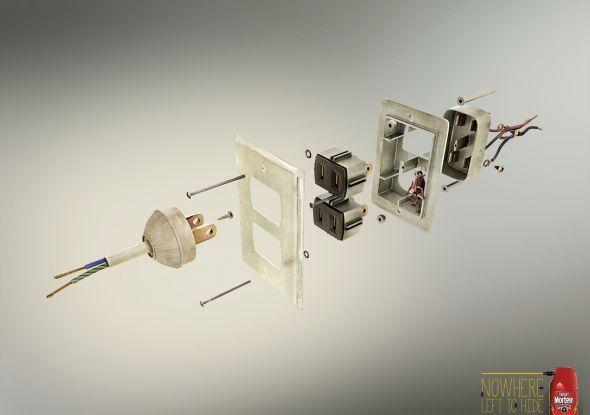 Target Mortein Easy Reach: Wall Socket