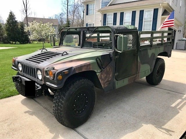 1989 Hummer H1 Soft Top 1989 Hummer H1 Humvee 2 Door Truck With On Road Title Hmmwv 2017 2018 Is In Stock And For Sale 24carshop Com Lifted Trucks Trucks Hummer H1