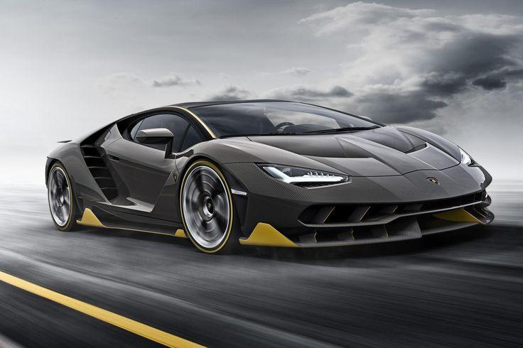 All New Lamborghini Centenario Delivered to UAE Sheikh