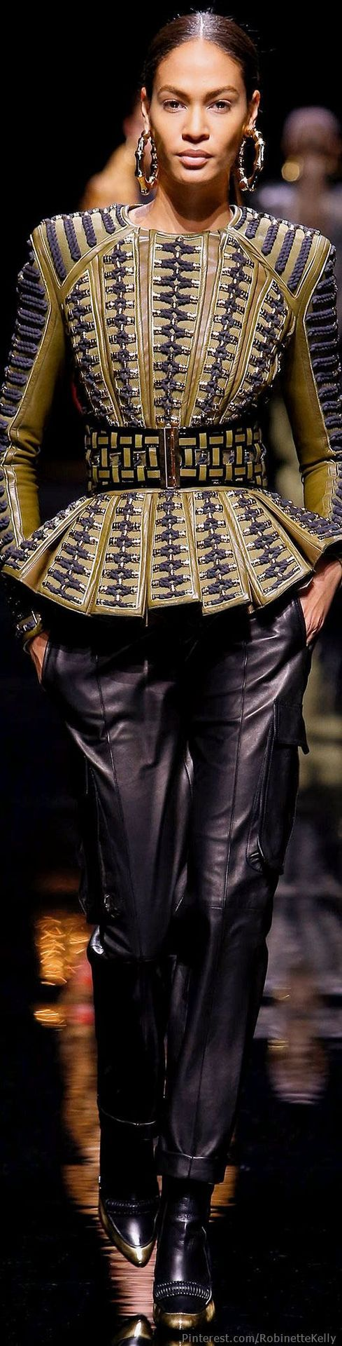 Striking!  Balmain 2014