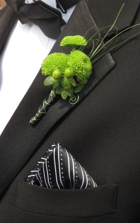 50 Crispy Lime Green Wedding Ideas | HappyWedd.com
