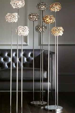 Buy Venetian 3 Light Floor Lamp from the Next UK online shop