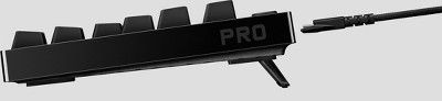 Logitech G Pro Mechanical Gaming Keyboard, Black
