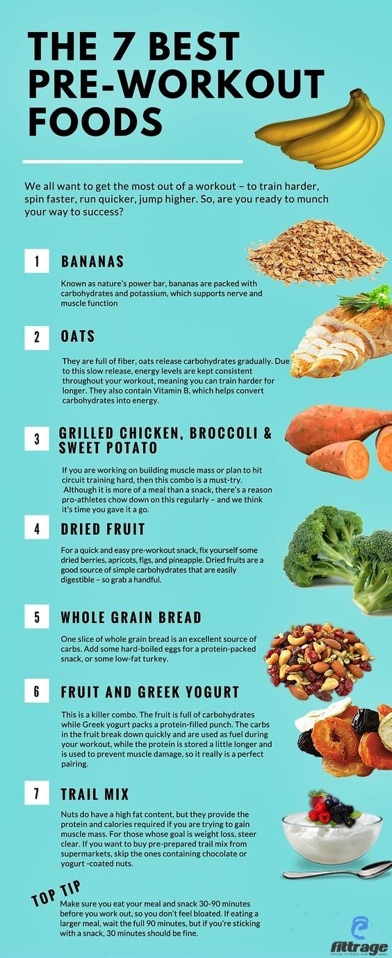 Top 7 Pre-Workout foods.   #fittrage  #fitlife #preworkout #bodybuilding #aesthetics #nutrition #dietplan