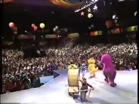 Barney & Friends Barney's Big Surprise Part 1