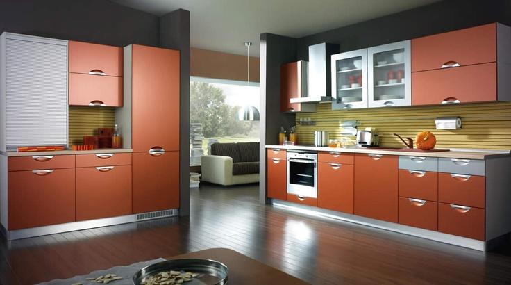 Moderní kuchyně - http://www.vybersito.cz/zbozi/21910/kuchyne-sestavy/kuchyne-bon-appetit-medeno-stribrna/