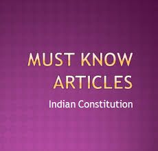 Total number of articles in the constitution of India on education   The major provisions and articles on education in the constitution of India  The various constitutional provisions regarding education in India are in accordance with our political  economic  social and cultural needs. These provisions aim at fulfilling the aspirations of the people through the medium of education. Some of the major areas covered by the constitution are :  1. Divison of educational responsibility between…