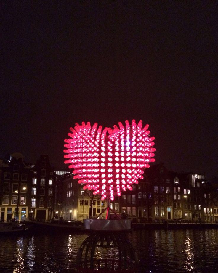 Netherlands Ns Map%0A Amsterdam Light Festival