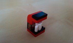 New Lego Coffee Machine by MG18