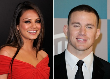 Channing Tatum And Mila Kunis Eyed For 'Jupiter Ascending' on ScienceFiction.com
