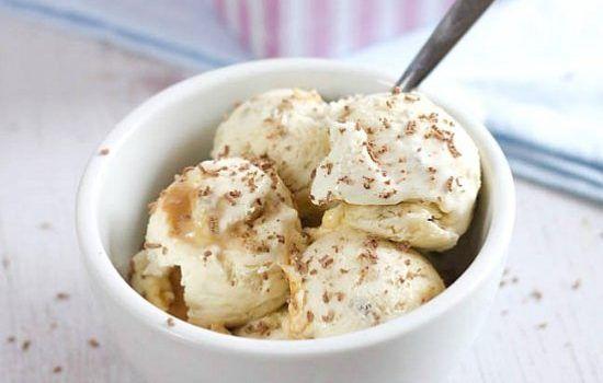 Παγωτό Μπανόφι