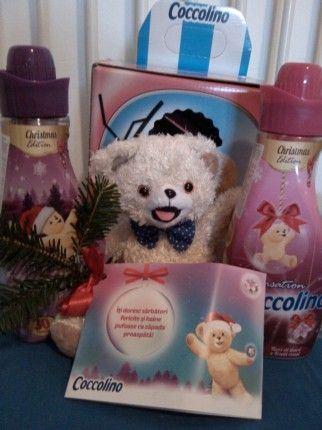Coccolino Sensation Christmas Edition   Blogul tău