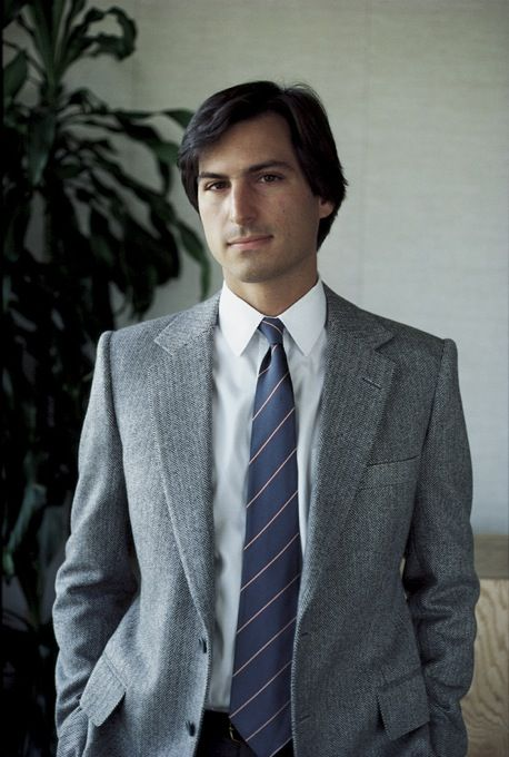 Pictures of Steve Jobs 1955-1985 | all about Steve Jobs.com