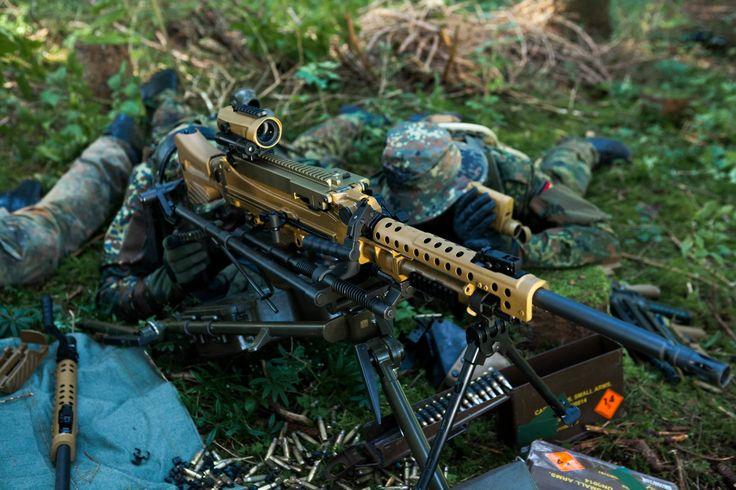 mg5 machine gun