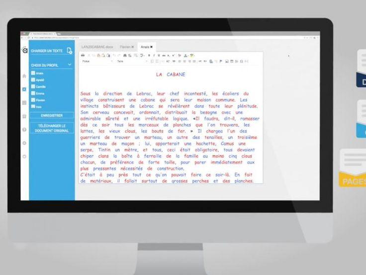 Aidodys, une plateforme de lecture pour tous les troubles cognitifs.