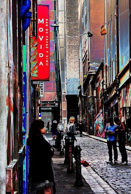 Movida, Melbourne