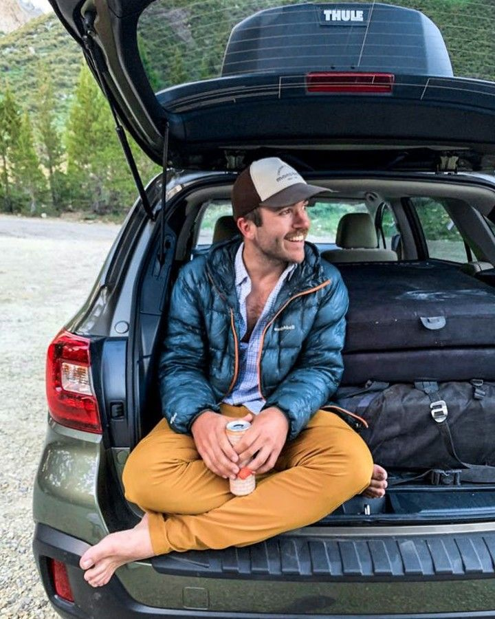 Halfwayanywhere Posted To Instagram After Leaving The Pacific Crest Trail I Did S Subaru Outback Stuff To Buy Car Buying