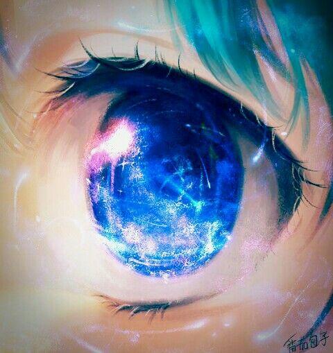 Wenn ich in deine Augen schaue weiß ich das ich in deiner Galaxy lebe und ich dort auch für lange Zeit leben darf. Danke