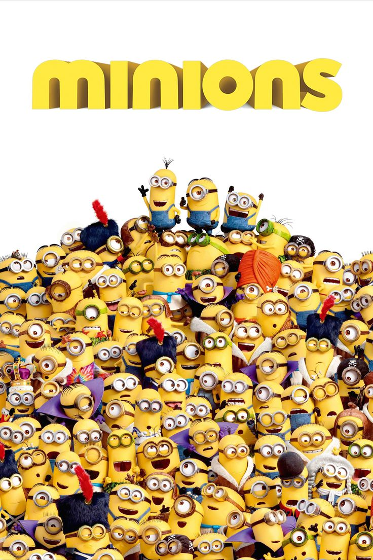 Minions (2015) - Posters — The Movie Database (TMDb)